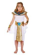 Le Ragazze Ragazza Egiziana Costume Regina Cleopatra Giornata Mondiale del Libro Settimana