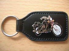 Schlüsselanhänger Kawasaki VN 800 / VN800 schwarz black Art 0463 Motorrad Moto