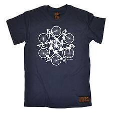 Kaleidospoke MENS RLTW T-SHIRT tee cycling cycle bicycle birthday present gift