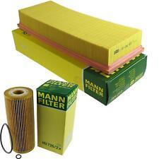 MANN-Filter Set Ölfilter Luftfilter Inspektionspaket MOL-9308605