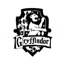 """4.9"""" GRYFFINDOR CREST Vinyl Decal Sticker Car Window Laptop Potter Hogwarts"""