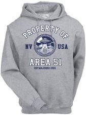 Area 51 hoodie, Property of Area 51 hoodie, UFO hoodie, Nevada hoodie, Alien, ET