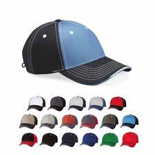 9f09b37c5cb Baseball Cap Black One Size Unisex Hats