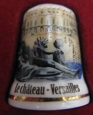 Dé à coudre Le Chateau de Versailles Thimble Fingerhut #16