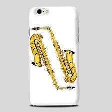 Strumento musicale sassofono Telefono Case Cover