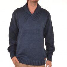 Quiksilver Chester Hoodie Pullover Pulli Shirt Blau blue EQYSW03015