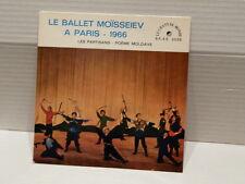 LE BALLET MOISSEIEV à Paris Les partisans 3056