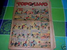 TOPOLINO GIORNALE n° 583-20 APRILE 1946 - ORIGINALE/