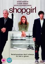 Shopgirl (DVD, 2006) steve martin & claire danes