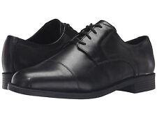 58f83a71be0 Cole Haan Men s Dustin Cap Toe OX II Oxford Shoes Black C24041 NIB