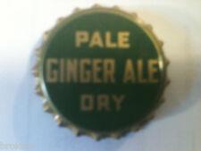Ginger Ale Soda Bottle Cap~Carroll Bev Bay City,Mich