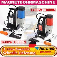 1680W/1400W Magnetbohrmaschine Kernbohrmaschine Magnetbohreinheit 13000N/13800N