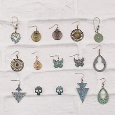 Vintage Bohemia Style Ear Stud Women's Earrings Charm Antique Jewellery Gift New