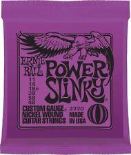 potere di Ernie Ball slinky Corde per chitarra elettrica 11 - 48