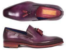 Paul Parkman Men's Tassel Loafer Purple (ID#5141PRP)
