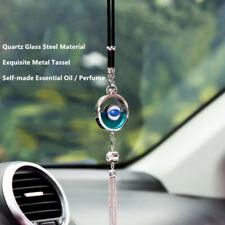 Original CAR Logo Essential Oil Air Freshener Rear View Mirror Perfume Pendant