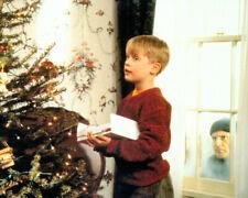 Macaulay Culkin Poster or Photo by Christmas Tree Home Alone Joe Pesci