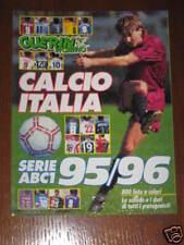 GUERIN SPORTIVO CALCIOITALIA 95/96 SERIE A/B/C 800 FOTO