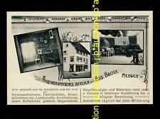 MENGEN Sigmaringen / Foto Atelier Bolter * AK u 1910