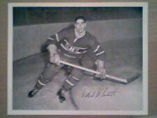 DOLLARD ST. LAURENT 1945-54 QUAKER OATS 8 X 10 PHOTO