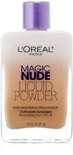 L'Oreal Paris Magic Nude Liquid Powder Bare Skin Perfecting Makeup ALL COLORS