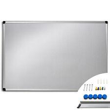 Memoboard für Magnete & Pinn-Nadeln Whiteboard Wandtafel Magnetwand