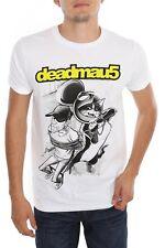 Deadmau5 Hostage Cat Slim-Fit T-Shirt