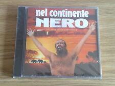 NEL CONTINENTE NERO (DIEGO ABATANTUONO) - COLONNA SONORA CD NUOVO (SEALED)