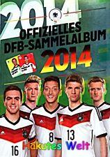 REWE DFB  WM 2014 Sammelkarten auswählen - Glitzer 1 - 34 - top - mint