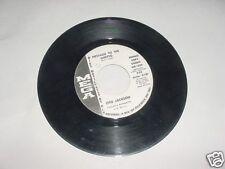 DJ 45 rpm Record Ottis Jackson  Message To Ghetto PLAY