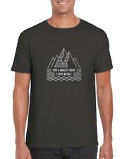 Lost Myself   Radiohead Karma Police Inspired   Outdoors   Fan Made   T Shirt