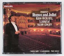 PROKOFIEV ROMEO AND JULIET COMPLETE BALLET 2 CD SET
