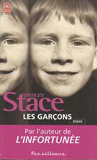 Livre de poche les garçons  Wesley Stace book
