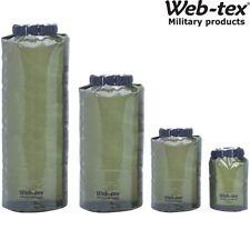 Web-Tex Ultraligera Dry Sack Impermeable Mochila Forro Bolsa Armada Senderismo