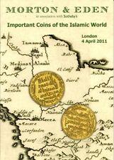 MORTON SOTHEBY'S Islamic Coins Umayyad Ilokhanid Qajar Auction Catalog 2011