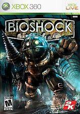 BioShock (Microsoft Xbox 360, 2007) PLATINUM HITS NEW