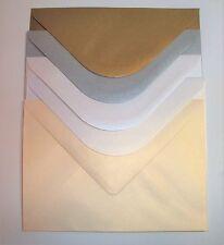 C5 Pearlised / Shimmer Envelopes (162mm x 229mm)