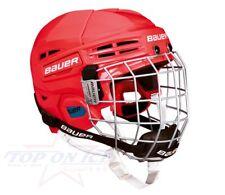 Ice Hockey Helmet Bauer Prodigy Bambini Combo Ice Hockey