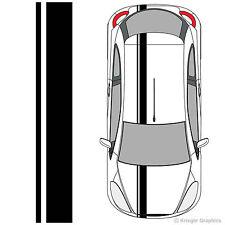 Mazda 2 3 6 RX-7 RX-8 Miata Single Offset Rally Racing Stripes 3M Stripe Decals