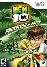 BEN 10: PROTECTOR OF EARTH: WII,  Nintendo Wii, Nintendo Wii Video Game