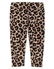 NWT Gymboree Girl Leggings Leopard Print  3T 4 8