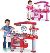 69pc Grande per Bambini da cucina gioco di ruolo giocattolo finta cucina Gioco Set