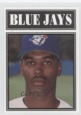 1992 Sport Pro Medicine Hat Blue Jays #22 Michael Taylor Rookie Baseball Card