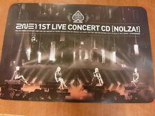 2NE1 - Nolza! 1st Live Concert [OFFICIAL] POSTER *NEW* K-POP