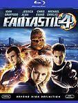 Fantastic Four [Blu-ray] DVD, Kerry Washington, Julian McMahon, Michael Chiklis,