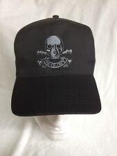 La Muerte O Gloria Calavera motocicletas-Biker Lanudo sombreros/gorros/gorras de béisbol
