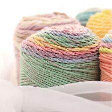 100grams DIY Sweater Sofa Cushion Hand-woven Cotton Wool Yarn Crochet Knitting