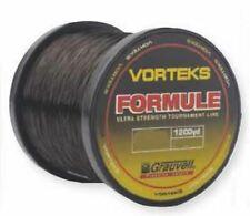 Grauvell Vorteks Formule Karpfenschnur 1200yd 1333m verschiedene Stärken
