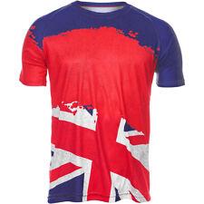 Tervel Sportline T-Shirt Heren Ademende Thermoactief Afdrukken United Kingdom