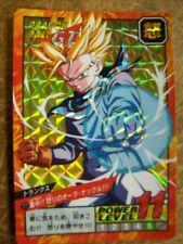 Dragonball GT Prism Foil Battle card japan dragon ball #771 1996